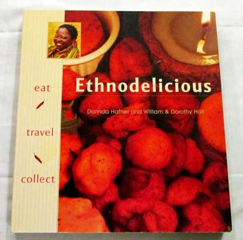 Image for ETHNODELICIOUS Eat! Travel! Collect!