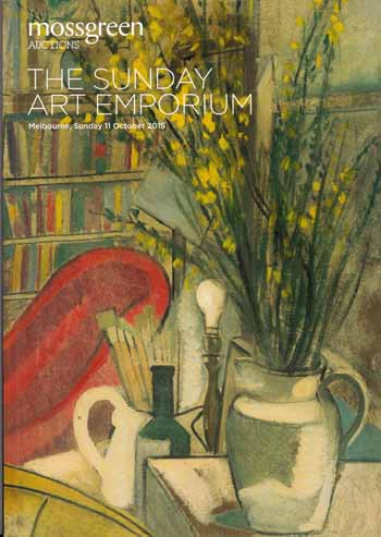 Image for The Sunday Art Emporium. Melbourne. Sunday 11 October 2015