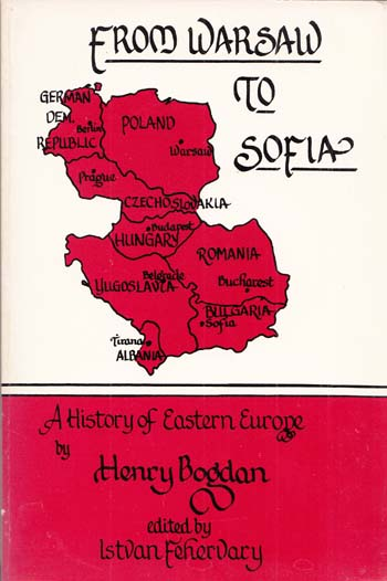 Image for From Warsaw to Sofia. A History of Eastern Europe