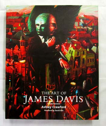 Image for The Art of James Davis [Signed by Artist]
