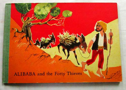 Image for Alibaba and the Forty Thieves [A Pop-up Book]