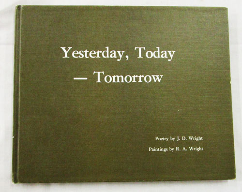 Image for Yesterday, Today - Tomorrow [Signed]