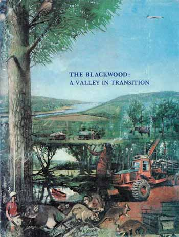 Image for The Blackwood: A Valley in Transition