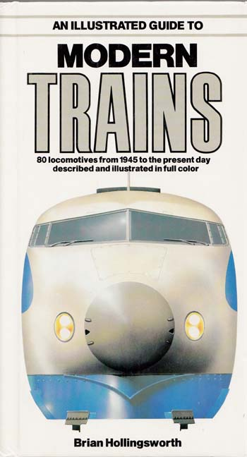 Image for An Illustrated Guide to Modern Trains