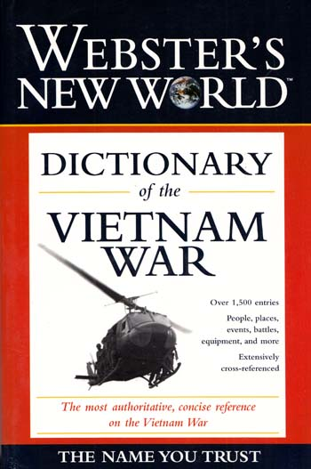 Image for Webster's New World Dictionary of the Vietnam War