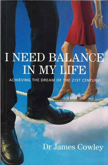 Image for I Need Balance In My Life.  Achieiving The Dream of the 21st Century