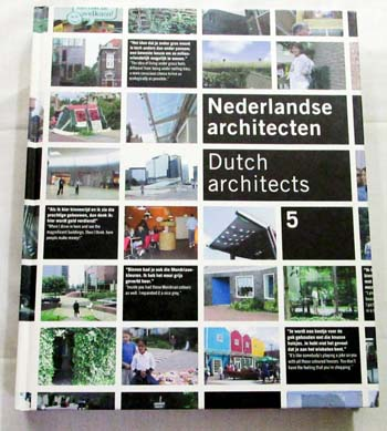 Image for Nederlandse Architecten Dutch Architects 5