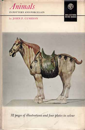 Image for Animals in Pottery and Porcelain