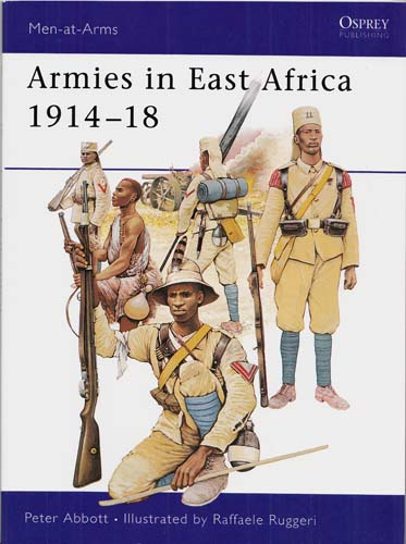Image for Armies in East Africa 1914-18 [Men-at-Arms 379]