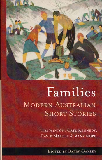 Image for Families Modern Australian Short Stories Volume VI