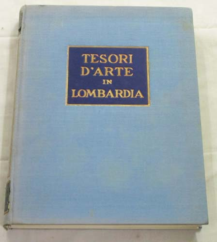 Image for Tesori d'Arte in Lombardia.