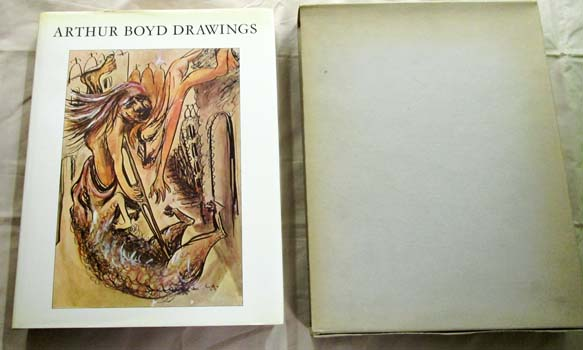 Image for Arthur Boyd Drawings 1934-1970