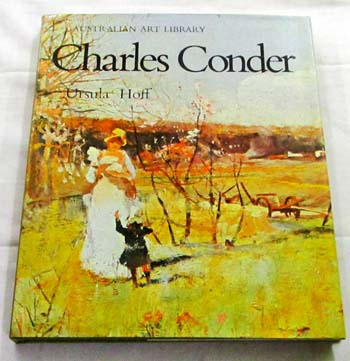 Image for Charles Conder [Australian Art Library]