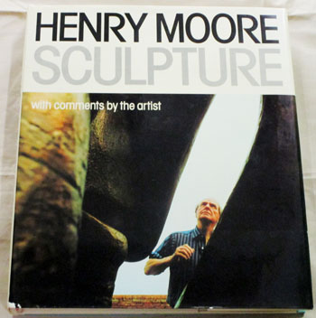 Image for Henry Moore Sculpture with comments by the artist