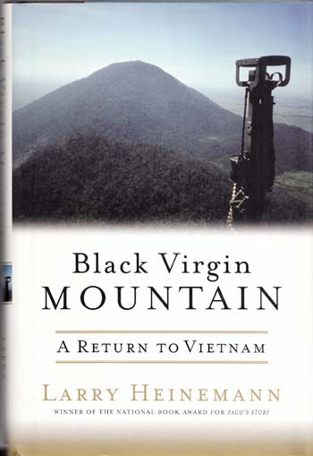 Image for Black Virgin Mountain A Return To Vietnam