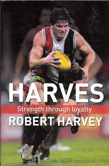 Image for Harves Strength Through Loyalty [Sigend copy]