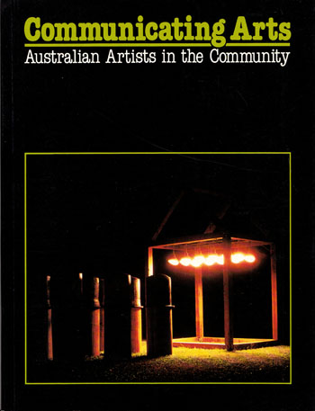 Image for Communicating Arts Australian Artists in the Community