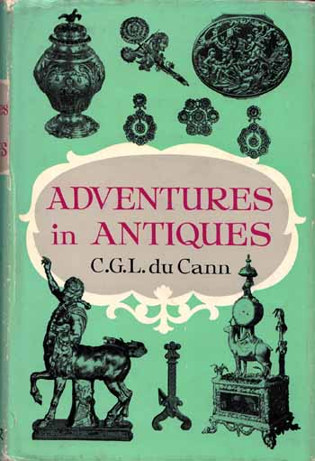 Image for Adventures in Antiques
