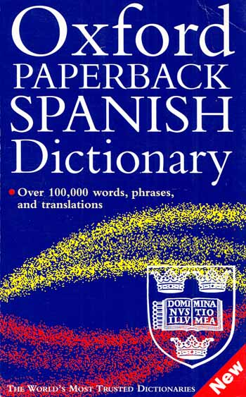 Image for Oxford Paperback Spanish Dictionary [2nd Edition]