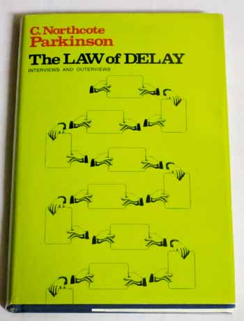Image for The Law of Delay.  Interviews and Outerviews.