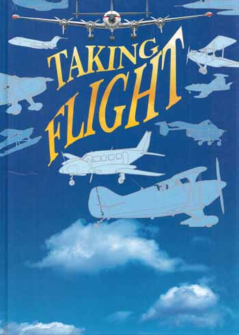 Image for Taking Flight. Australia's Heritage in Stamps.  Aviation in Australia.