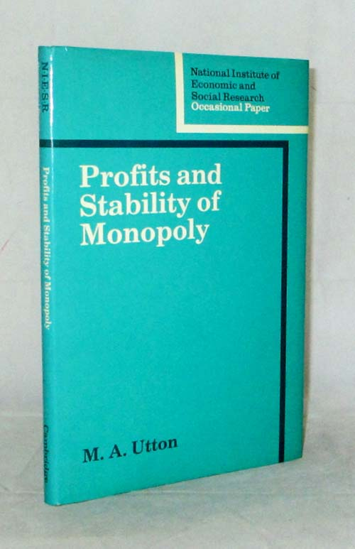 Image for Profits and Stability of Monopoly