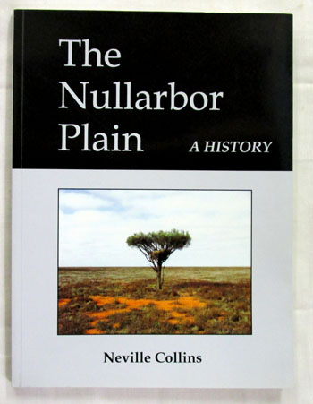 Image for The Nullarbor Plain A History
