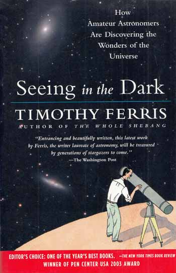 Image for Seeing in the Dark.