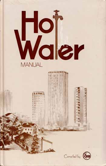 Image for Hot Water Manual
