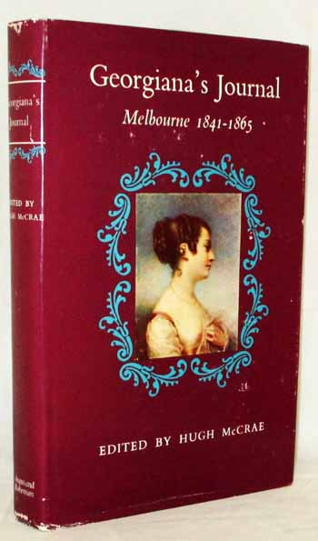Image for Georgiana's Journal Melbourne 1841-1865