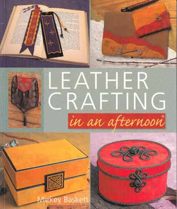 Image for Leather Crafting in an afternoon.