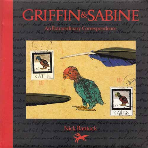 Image for Griffin & Sabine. An Extraordinary Correspondence.