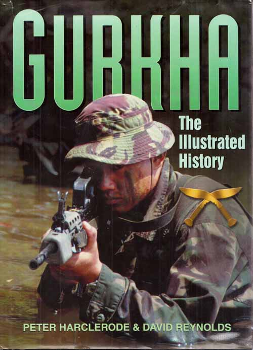 Image for Gurkha. The Illustrated History