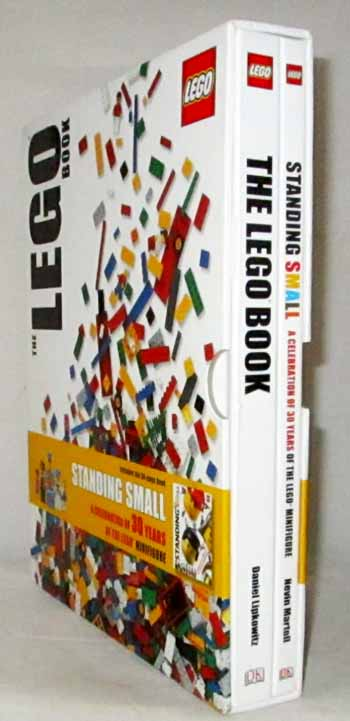 Image for The Lego Book and Standing Small [2 volumes in slipcase]