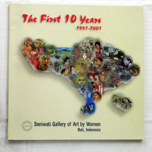 Image for Seniwati Gallery of Art by Women: The First Ten Years 1991-2001