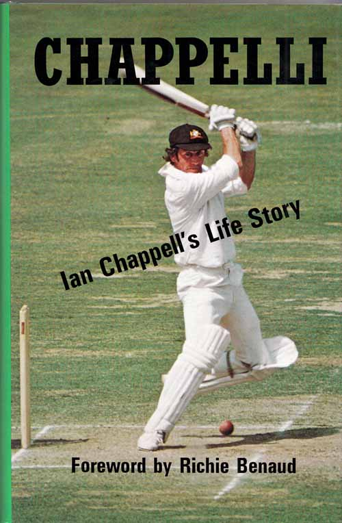 Image for Chappelli. Ian Chappell's Life Story