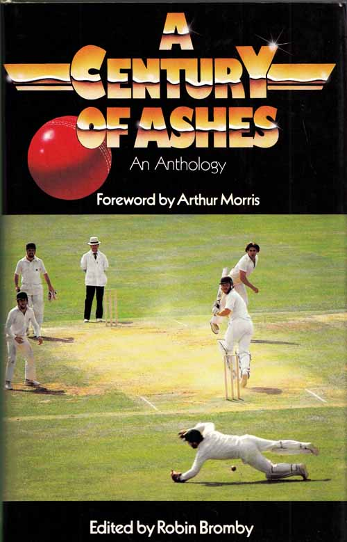 Image for A Century of Ashes: An Anthology [Signed by David Hookes]