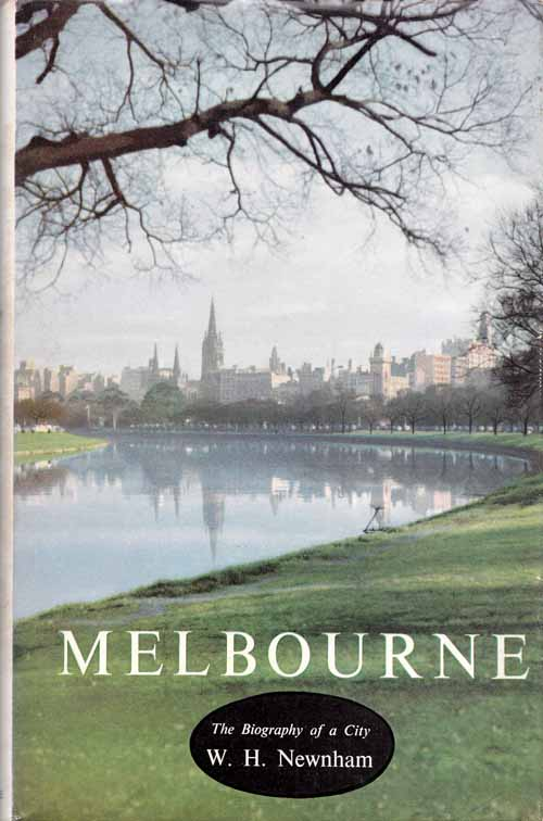 Image for Melbourne Biography of a City