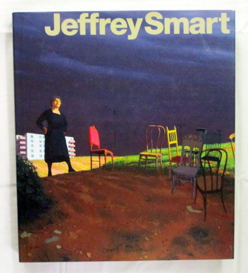 Image for Jeffrey Smart Retrospective