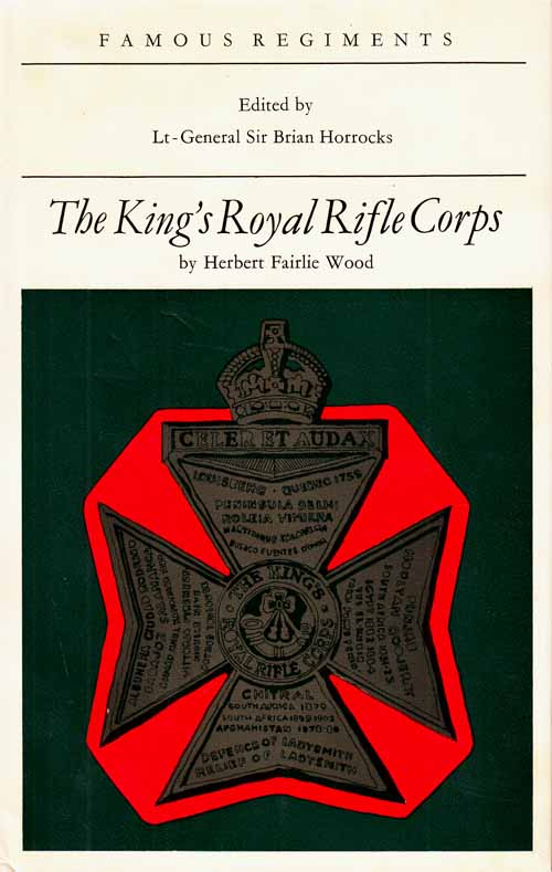 Image for The King's Royal Rifle Corps (The 60th Regiment of Foot)