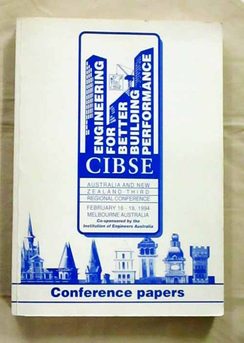 Image for Third CIBSE Regional Conference Engineering for Better Building Performance
