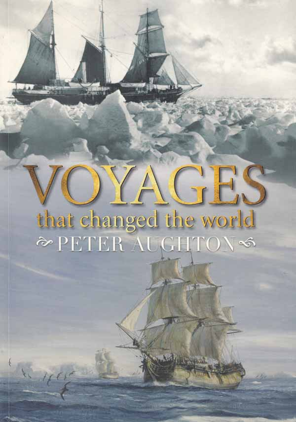 Image for Voyages that change the world.