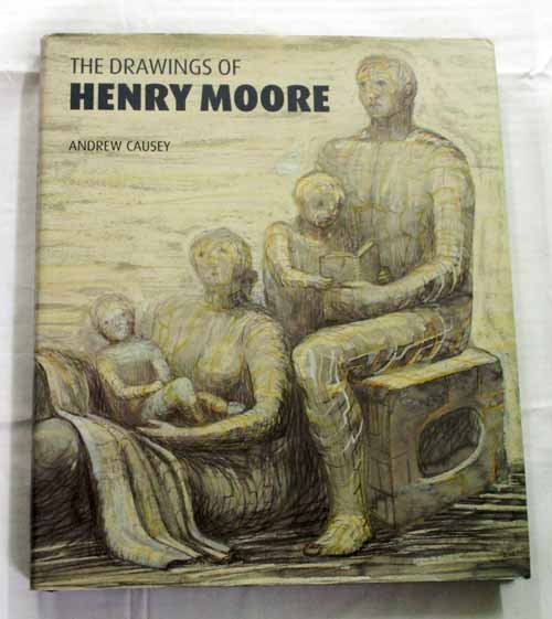 Image for The Drawings of Henry Moore