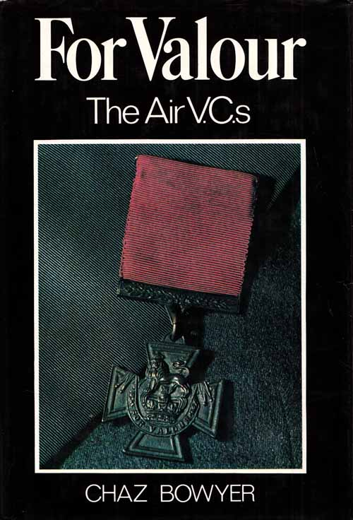 Image for For Valour.  The Air VCs