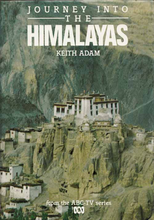 Image for Journey into the Himalayas