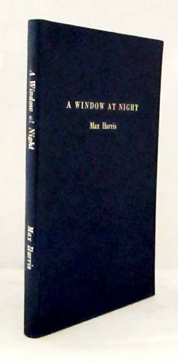 Image for A Window at Night (Limited Edition Signed by Author)