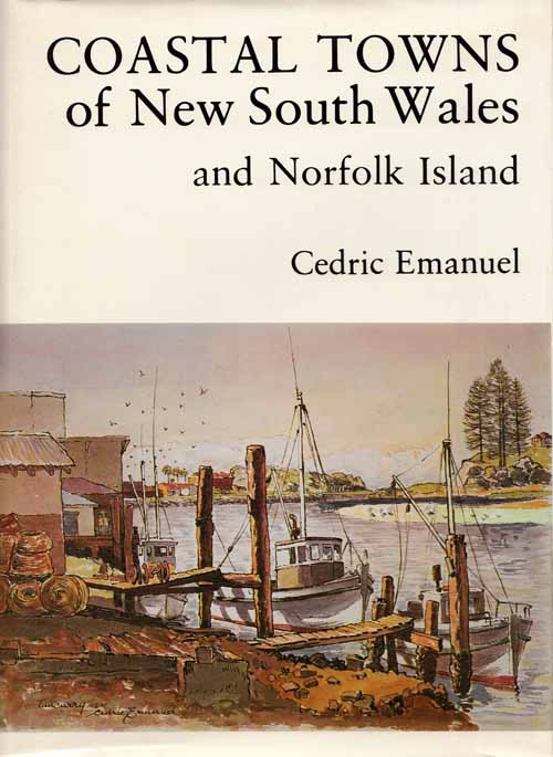 Image for Coastal Towns of New South Wales and Norfolk Island