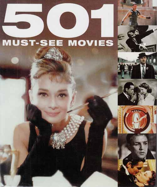 Image for 501 Must-See Movies