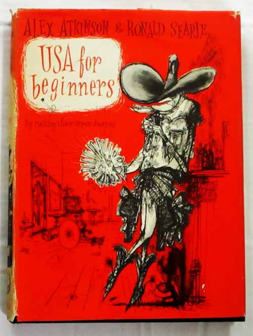Image for USA For Beginners By Rocking-Chair Across America