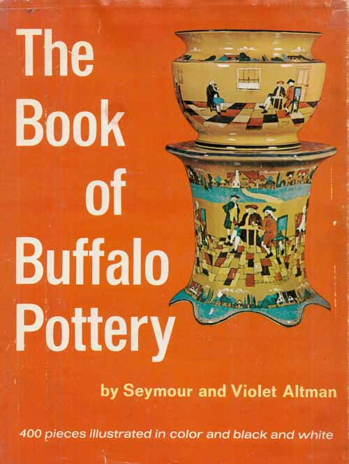 Image for The Book of Buffalo Pottery